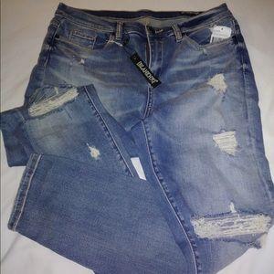 Distressed Denim jeans 👖